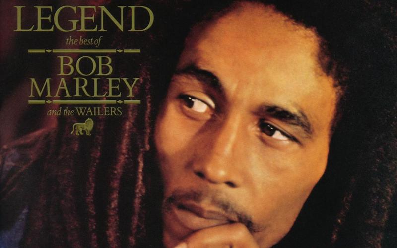 Bob Marley Legend