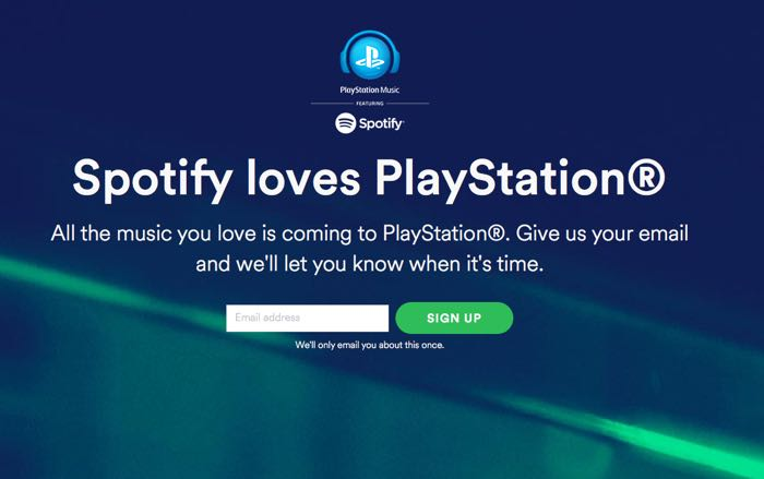 Spotify adds 1 5m users on PlayStation in a day - Music