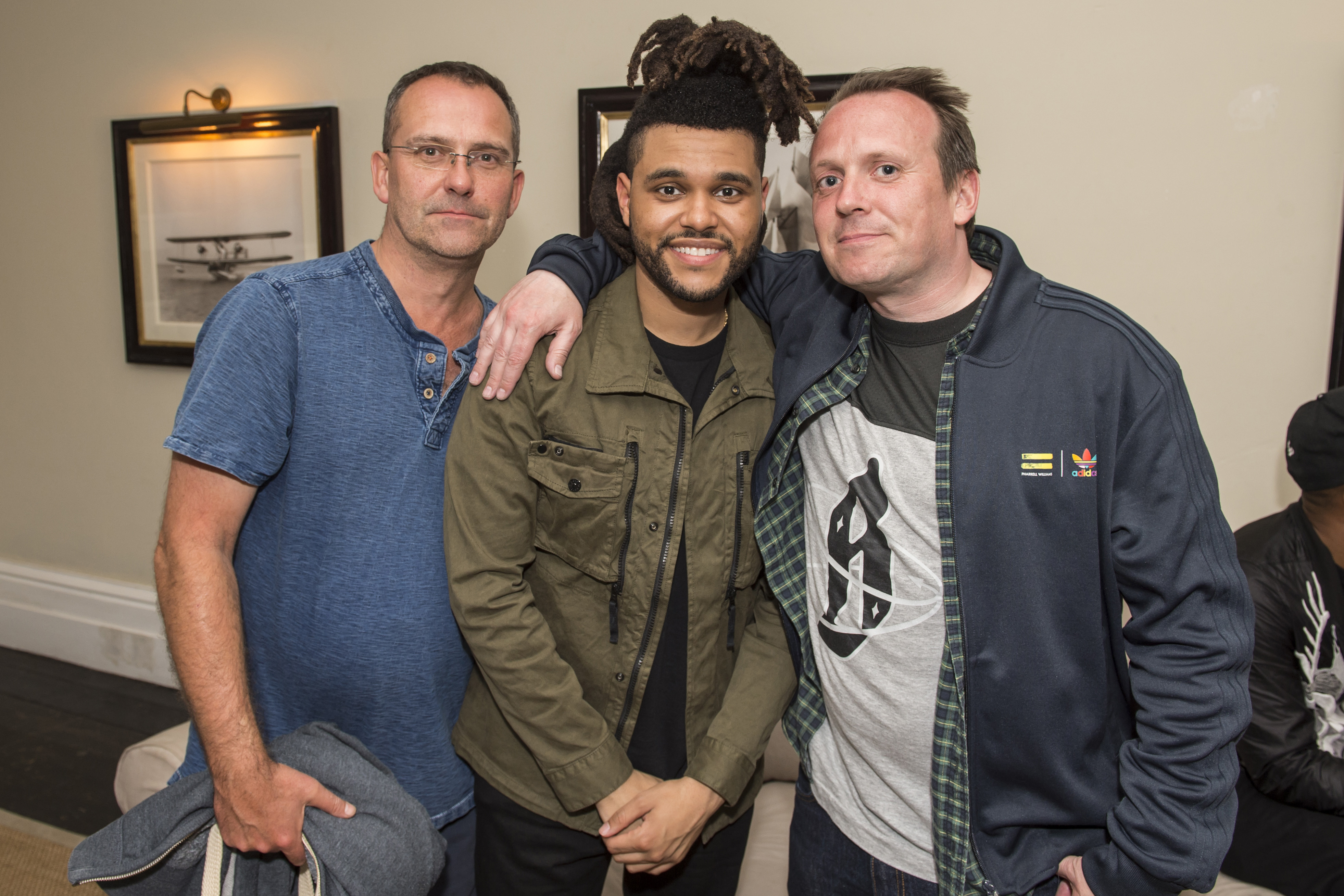 The Weeknd at Island Life 2015. Photo by: Carsten Windhorst / FRPAP.com