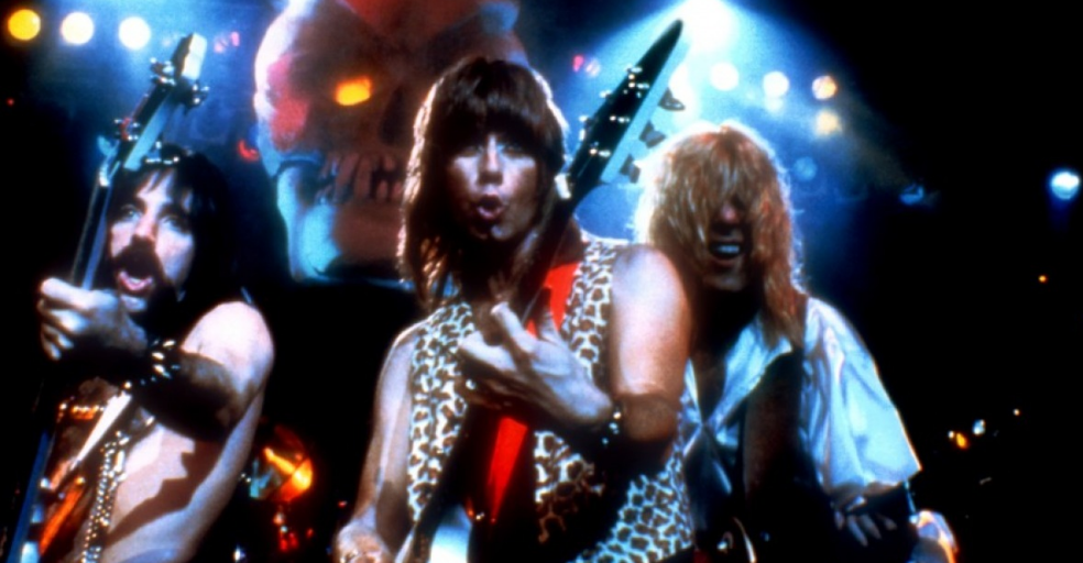 an analysis of the spinal tap bands spoof of the music industry In 1982, the legendary english heavy metal band spinal tap attempt an american comeback tour accompanied by a fan who is also a film-maker the resulting documentary, interspersed with powerful performances of tap's pivotal music and profound lyrics, candidly follows a rock group heading towards crisis, culminating in the infamous affair of the .