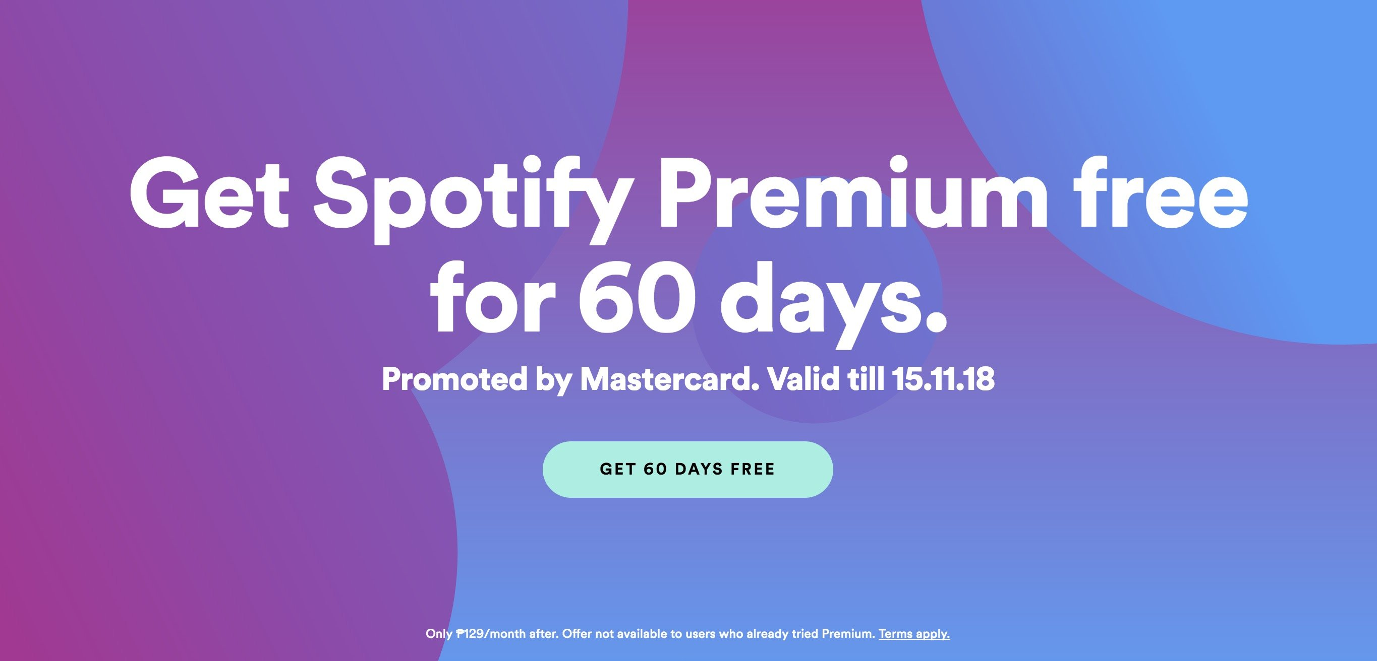 Premium Spotify 2-month 60 Days