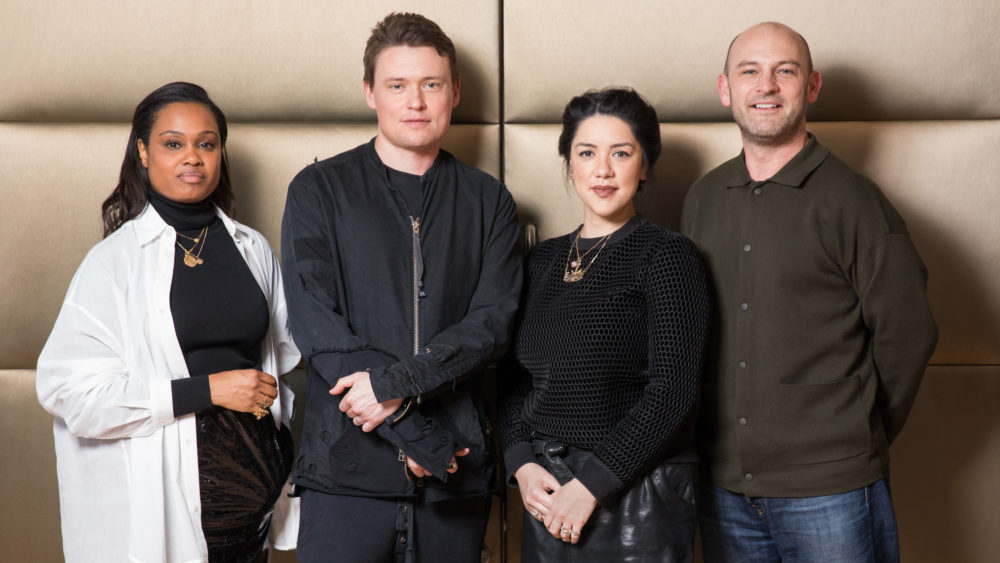 Damaris Rex-Taylor and Phil Youngman join RCA Records UK