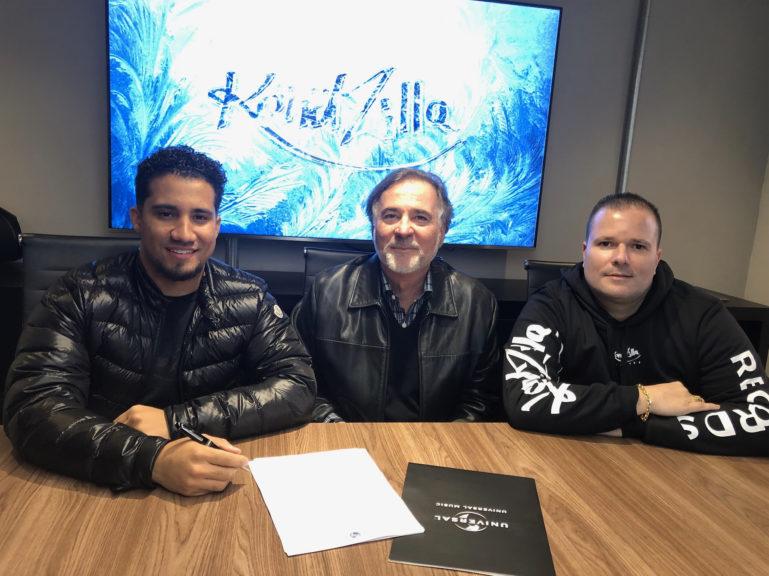 UMPG signs Brazilian entertainment company KondZilla to