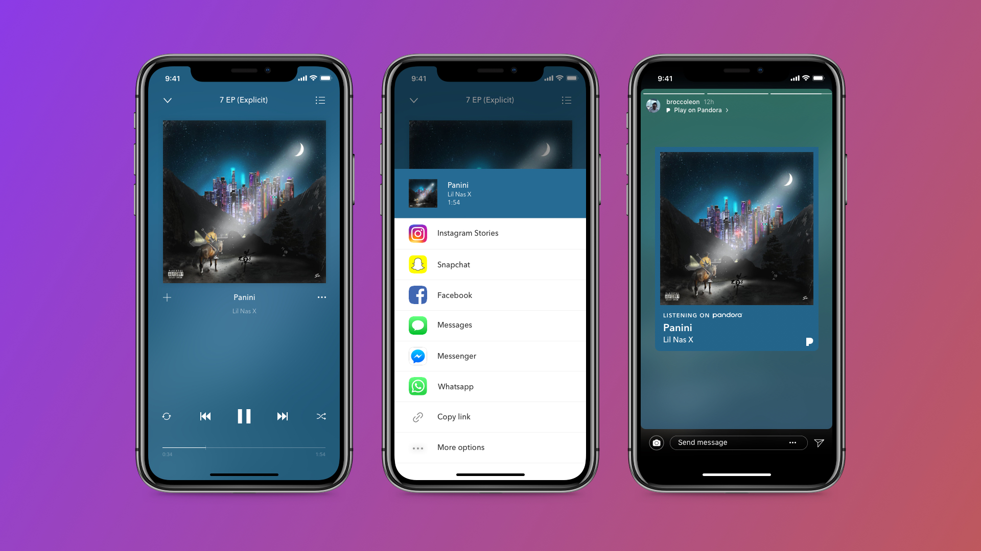 Pandora integrates with Instagram Stories - Music Business