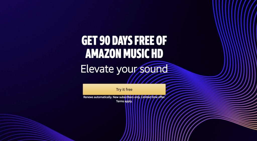 As predicted, Amazon launches $15-per-month hi-def music streaming service, Amazon Music HD