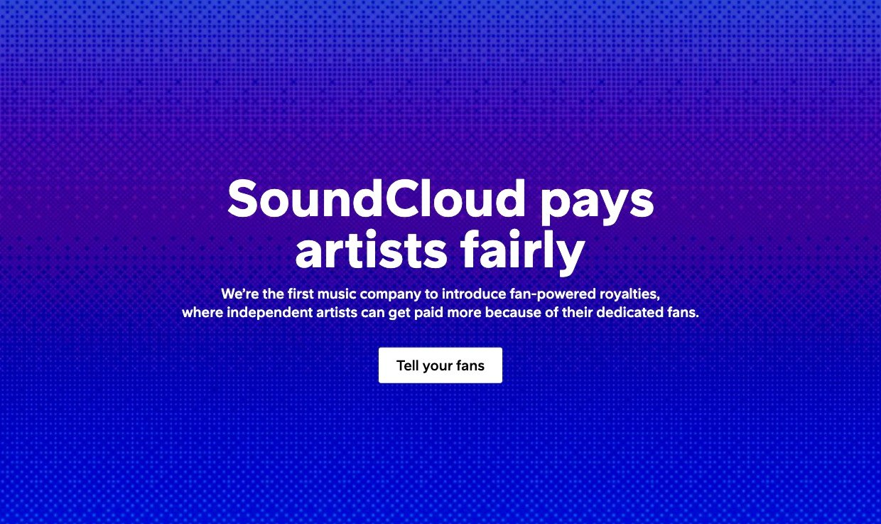 SoundCloud revolutionizes streaming music payouts, launching new royalties system - Music Business Worldwide